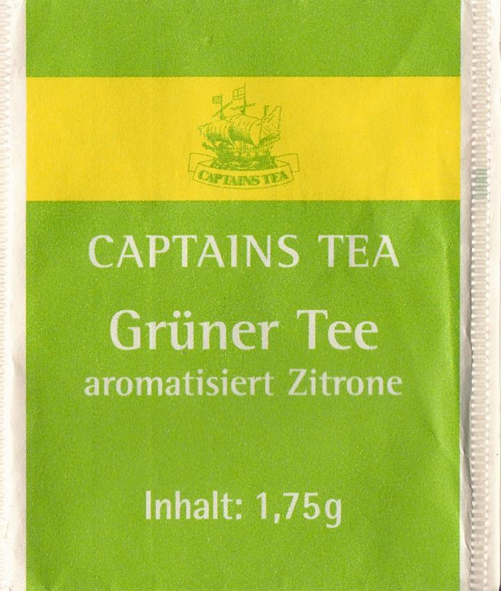 Captains tea