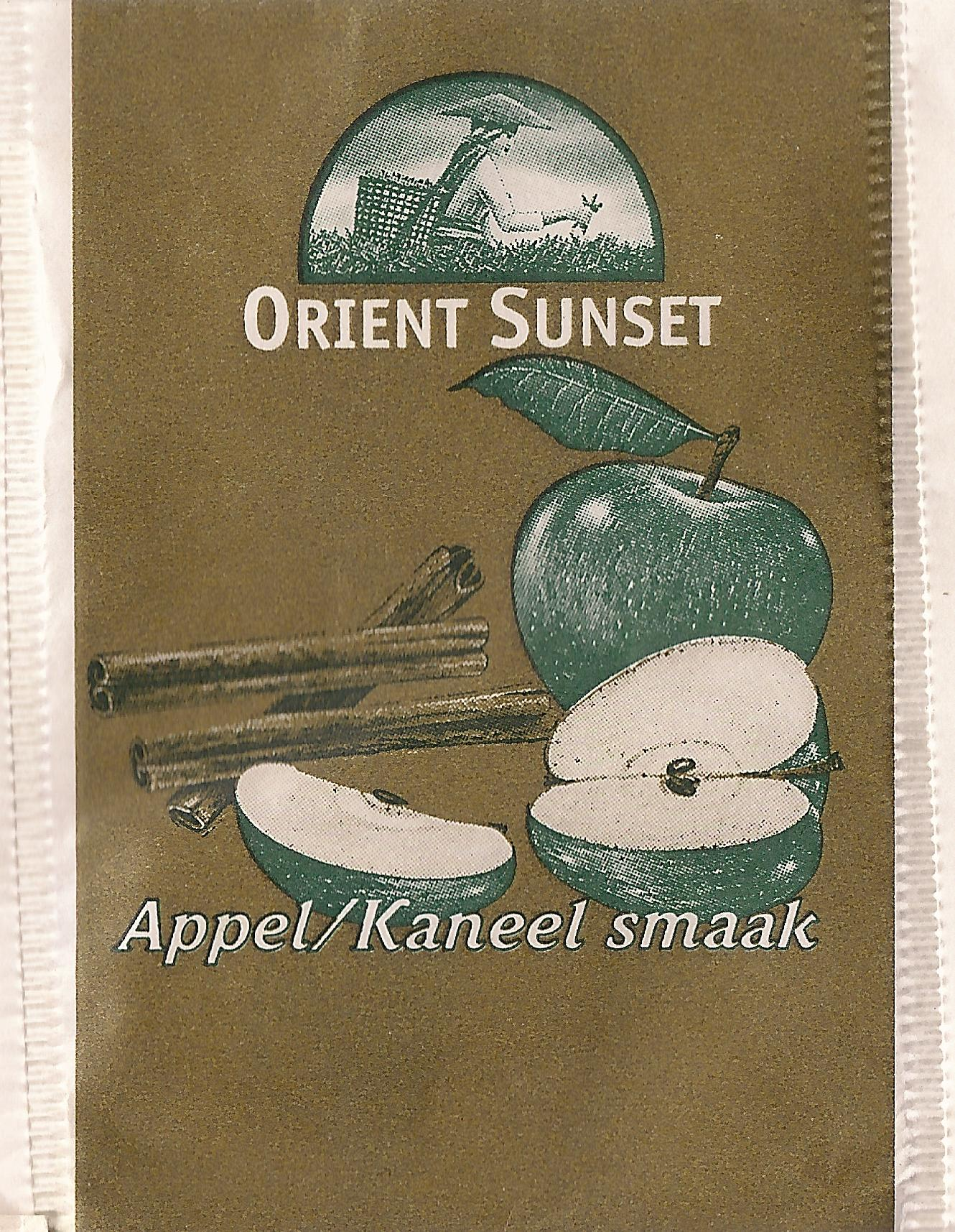 Orient Sunset