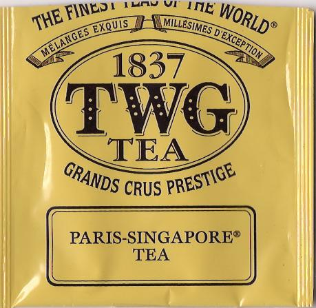TWG Tea Salon